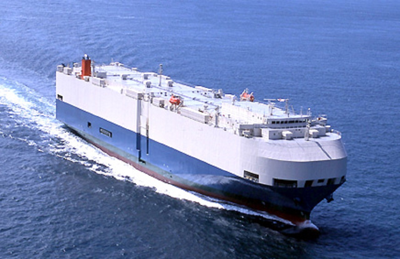 China Teaches Seven Car Carriers a Lesson